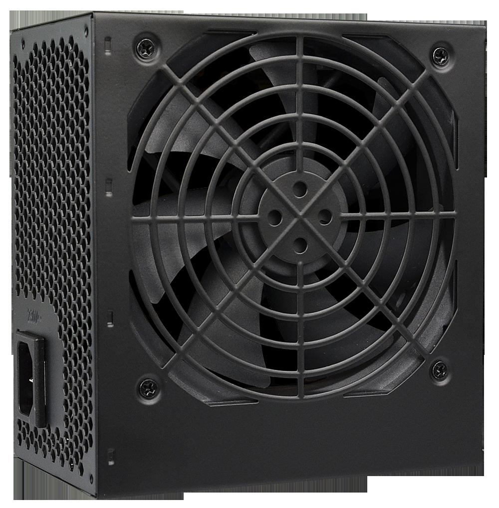 Hexa+ (400/500W) ATX Netzteil 80 Plus