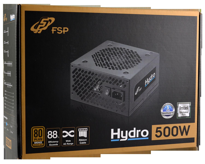 Hydro (500/600/700W) 80 Plus B...